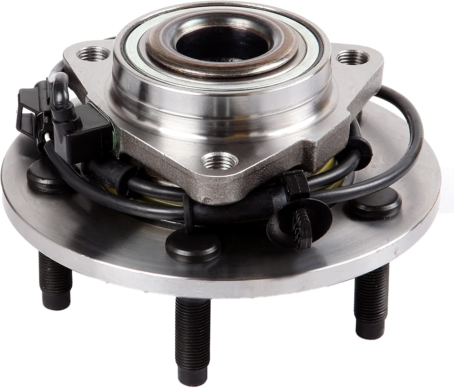 ECCPP Front Indianapolis Mall Wheel Indefinitely Hub Bearing Assembly w Compatible ABS fo 5-Lug