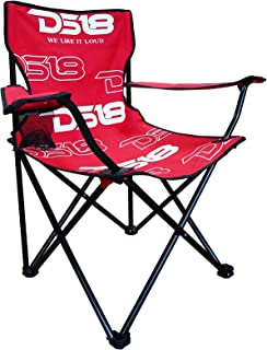 DS18 Portable Folding Chair with Carrying Bag