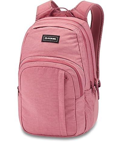 Dakine 25 L Campus Medium Backpack (Faded Grape) Backpack Bags