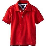 Tommy Hilfiger Boys' Short Sleeve Ivy Polo