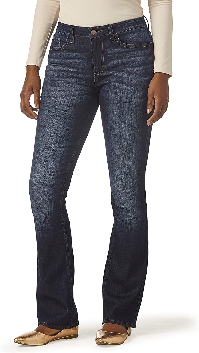 Riders by Lee Indigo Women's store Sales for sale Jean Midrise Bootcut