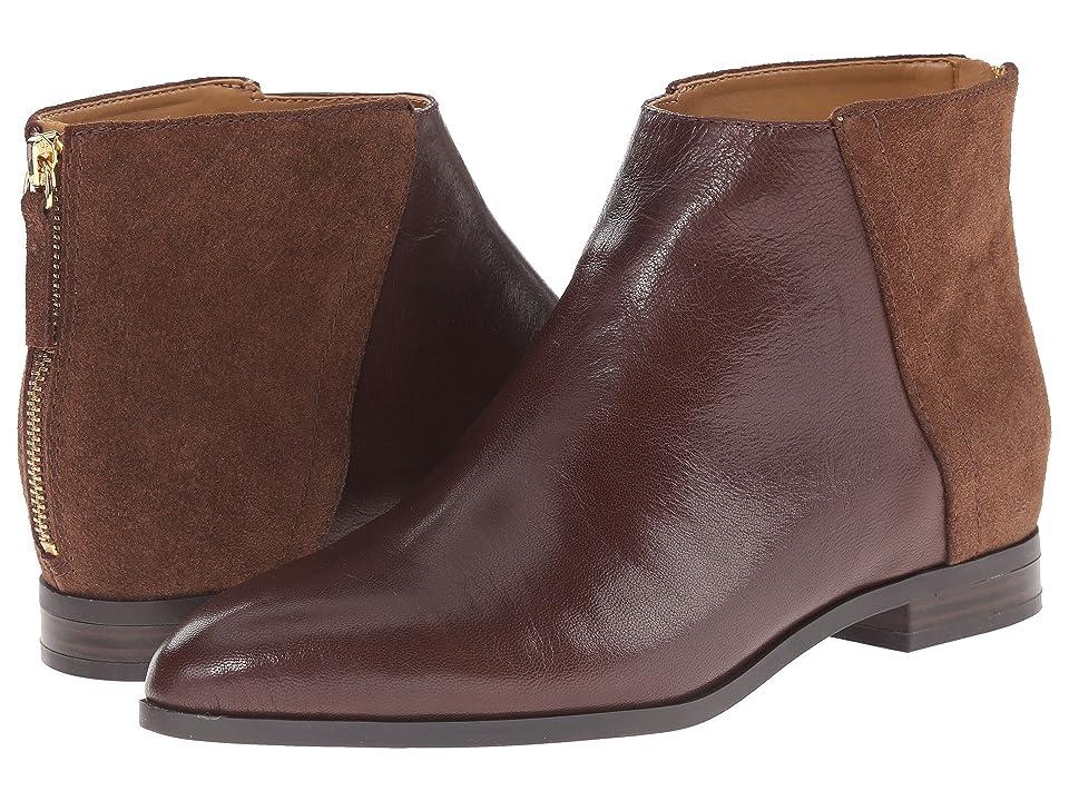 Nine West Orion (Dark Brown/Dark Brown Leather) Women