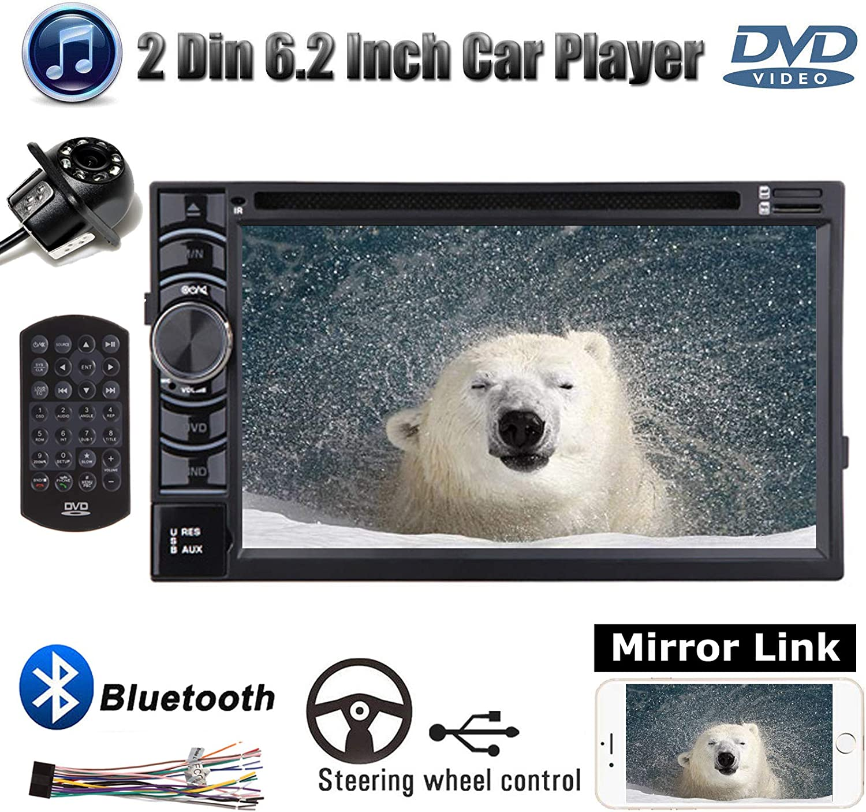 Las Vegas Mall Double Din 2021 Car Radio with Backup for Silverado 1500 Chevy Camera