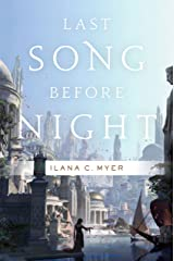 Last Song Before Night: The Harp and Ring Sequence #1 Kindle Edition