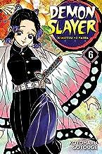 Demon Slayer: Kimetsu no Yaiba, Vol. 6 (6)