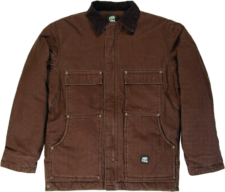 Berne Original Washed Chore Coat