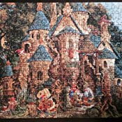 College of Magical Knowledge 500 Teile Puzzle Ravensburger 14112