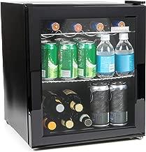 double door beer cooler