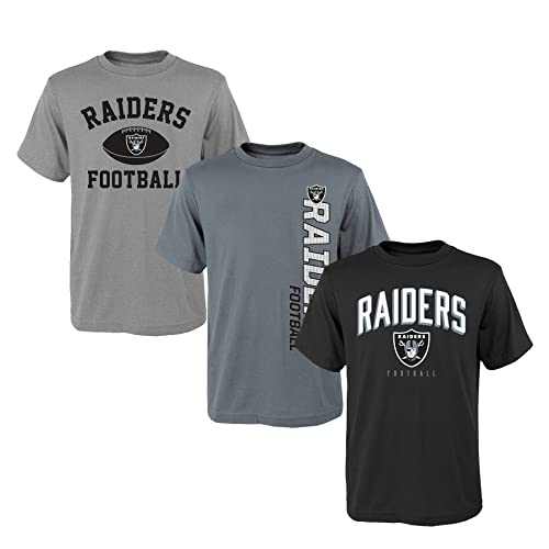 NFL Youth Boys 8-20 Tee Set (3Piece) 4734630fc