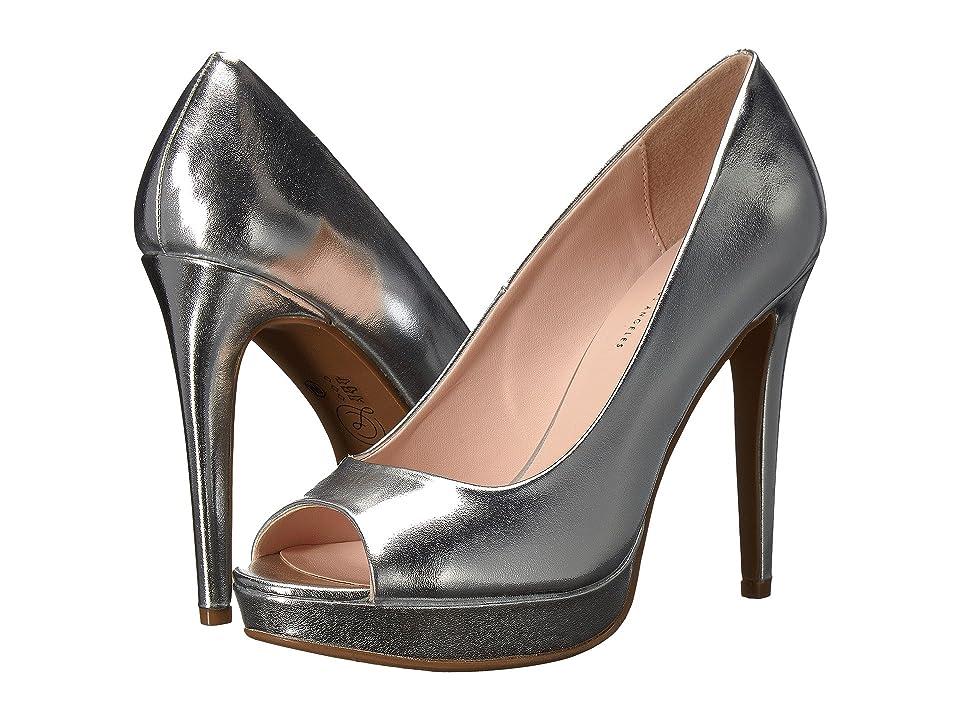 Chinese Laundry Holliston Pump (Silver) High Heels
