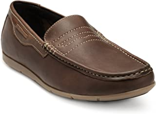 Franco Leone Men's Loafers