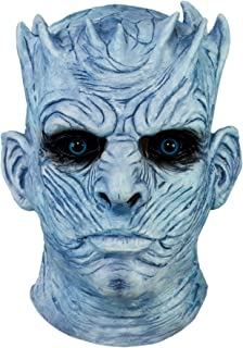 A Song Of Ice And Fire Game Of Thrones Nights Cosplay King Mask Full Head Helmet Latex Zombie Mask Halloween Mask For Men Adult Goods Of Every Description Are Available Back To Search Resultshome