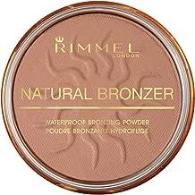 Rimmel Natural Bronzer Sun Light, 0.49 Ounce (Pack of 2)