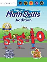 Meet the Math Drills: Addition