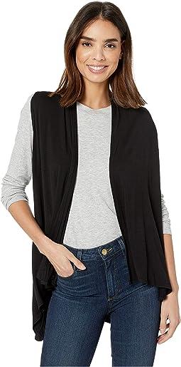 Lace Knit Vest