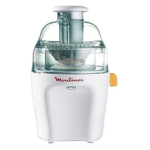 Moulinex Vitae JU200045 - Licuadoras para Verduras y Frutas, 200 W, Velocidad 12.800 rpm