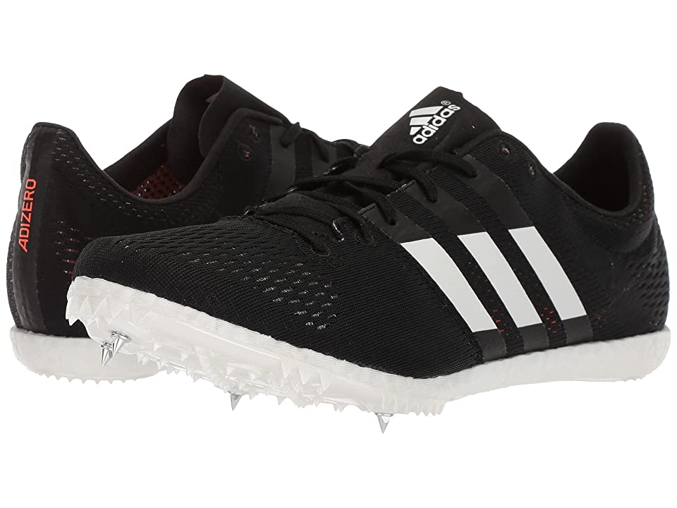 Image of adidas Running adiZero Avanti (Core Black/Footwear White/Orange) Running Shoes