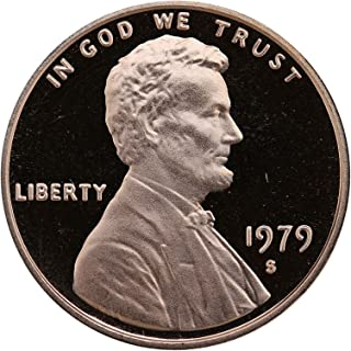1979 S Gem Proof Lincoln Memorial Cent Penny Proof US Mint