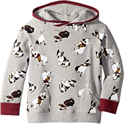 Frenchie Hoodie (Toddler/Little Kids/Big Kids)