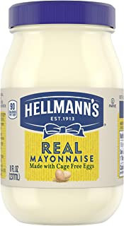 Hellmann's Mayonnaise Real 8 oz