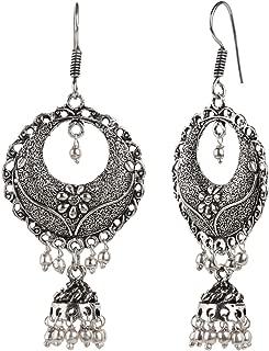 boho earrings india