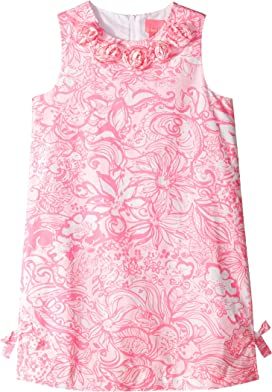 f90826020 Lilly Pulitzer Kids Little Lilly Classic Dress (Toddler/Little Kids ...