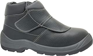 Panter E Zion Super Forja S3 Metal Free (1 year warranty; Made in Spain; With toe cap; With puncture proof midsole) Safety Boot