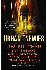 Urban Enemies Kindle Edition