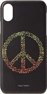 Macmerise IPCIXSPMI1962 Symbol of Peace - Pro Case for iPhone XS - Multicolor (Pack of1)