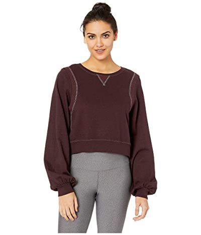 Hard Tail Reverse Angle Stripe Pullover