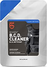 Gear Aid Revivex B.C.D. Cleaner and Conditioner for SCUBA and Dive Equipment