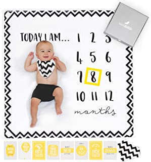 Personalized Gifts DII Z01771 Baby Handprint /& Footprint Kit Frame for Newborn Boys /& Girls Nursery Decor Keepsake Box Shower Registry Holds Two 3x3 Images /& Clay Included Home Traditions