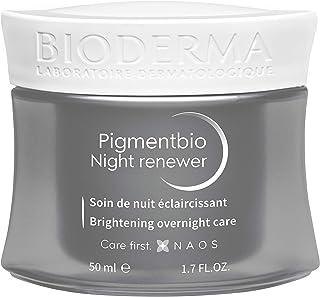 Bioderma Pigmentbio Night Renewer Siero Notte Schiarente, 50 ml