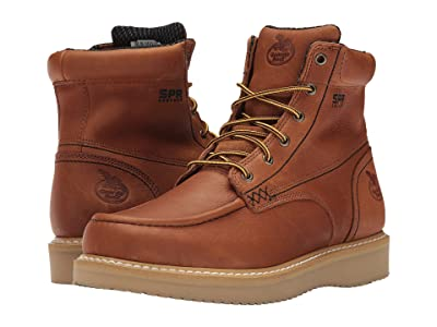 Georgia Boot 6 Moc Toe Wedge (Barracuda Gold) Men