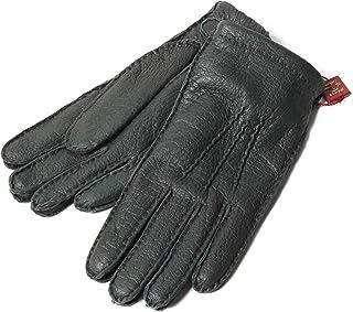 [デンツ] 革手袋 Melton ペッカリー カシミヤライニング 15-1564 メンズ [並行輸入品]