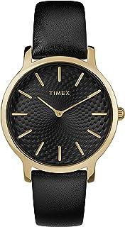 ساعة Timex النسائية متروبوليتان 34 ملم