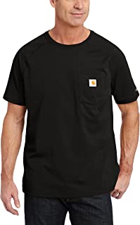 Men's Force Cotton Delmont Short Sleeve T-shirt (Regular...