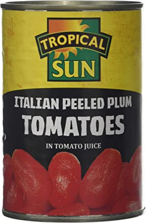 Tropical Sun Plum Tomatoes, 400 g