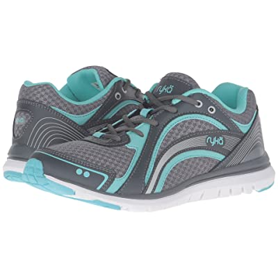 Ryka Aries (Grey/Aqua) Women