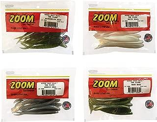 Bundle: Zoom Fluke Bait Lures - 4 1/4