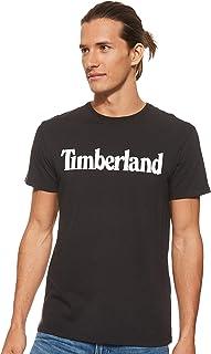 Timberland Kennebec River Linear Logo T-Shirt - L