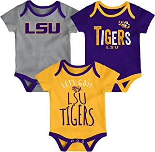 4140a1f32 Gen 2 NCAA Unisex-Child NCAA Newborn & Infant Little Tailgater Bodysuit