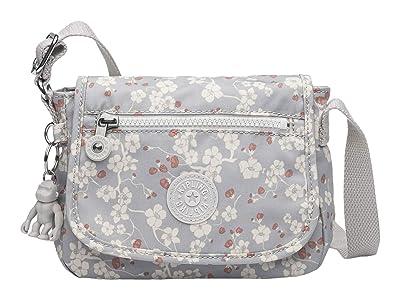 Kipling Sabian Crossbody Mini Bag (Floral Garden) Handbags