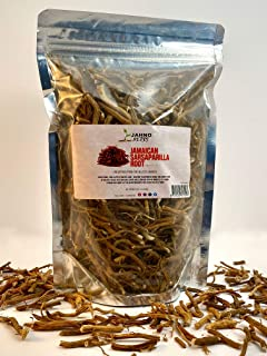 Sarsaparilla Root, Jamaican (Smilax ornatta) Wildharvested ~ Cut & Sifted 1 oz.