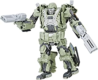 Transformers C0891 The Last Knight Premier Edition Voyager Class Autobot Hound