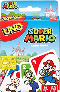 UNO: Super Mario – Card Game