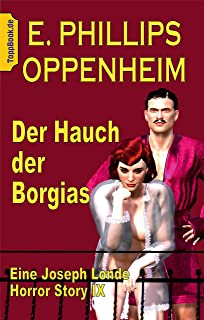 Der Hauch der Borgias: EINE Joseph Londe Horror Story IX (Toppbook Belletristik Digital 10) (German Edition)