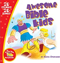 Awesome Bible Kids (My Travel Time Storybooks)