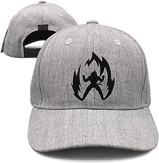 Adjustable Driver Hats DBZ-Dragon-Ball-Z-Super- Mesh Baseball Cap for Men