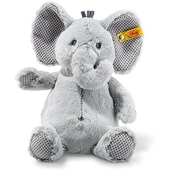 Steiff 240539 Soft Cuddly Friends Ellie Elefant, grau